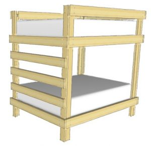 Bunk Bed Plan