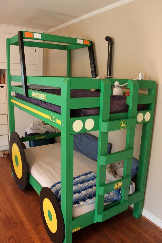 25 DIY Bunk Beds With Plans