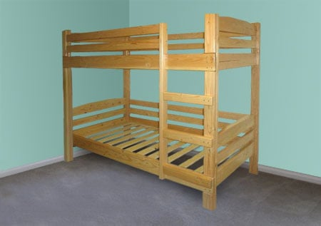 homemade bunk bed - Bunk Beds Design Plans