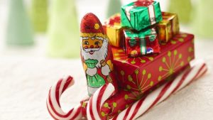 Candy Sleigh Instructions