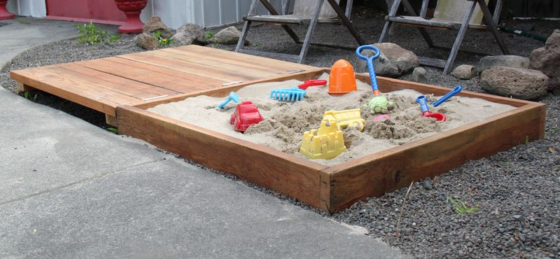How to Build a Sandbox: 17 DIY Plans | Guide Patterns