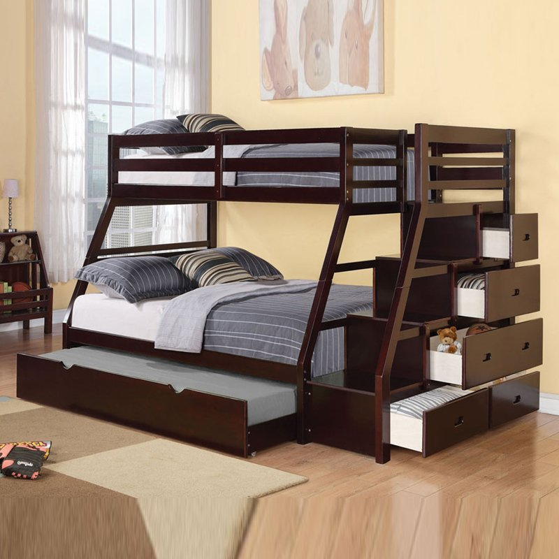 Plans For Building A Full Size Loft Bed