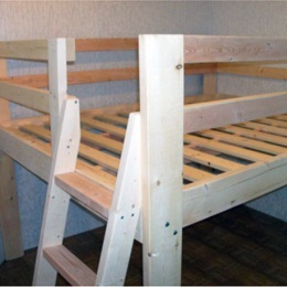 Full-Size Bunk Bed