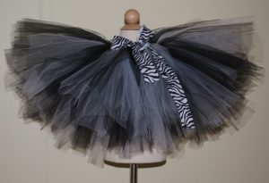 Homemade No Sew Tutu