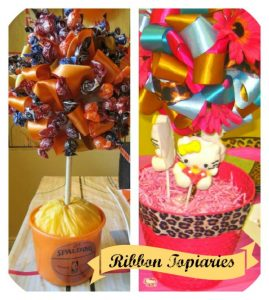 How to Make a Lollipop Topiary Tree