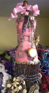 Mannequin Jewelry Holder