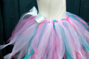 No Sew Tutu Dress Tutorial
