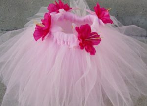No Sew Tutu for Baby