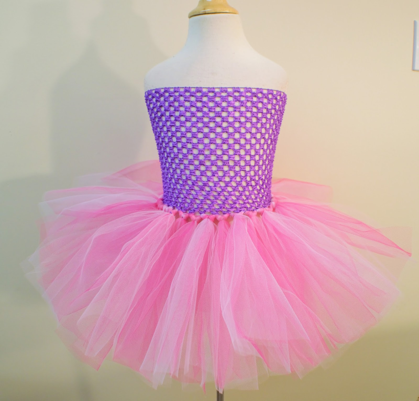 Easy way to make tutu dress for adults no sew