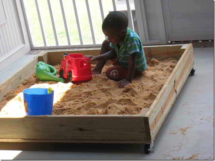 How To Build A Sandbox 17 Diy Plans Guide Patterns