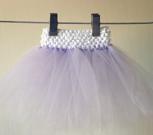 Tutu Tutorial No Sew