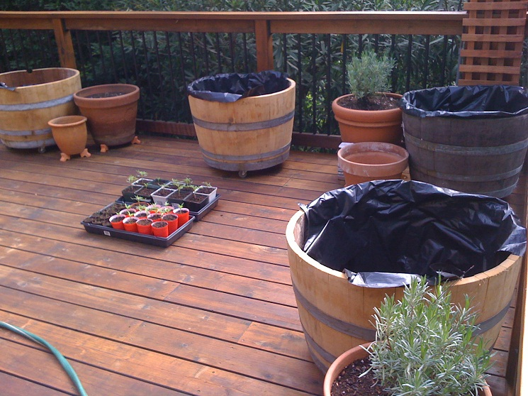 8 wine barrel planter how tos guide patterns