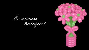 Balloon Flowers Bouquets