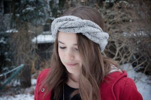 Braided Knit Headband Pattern