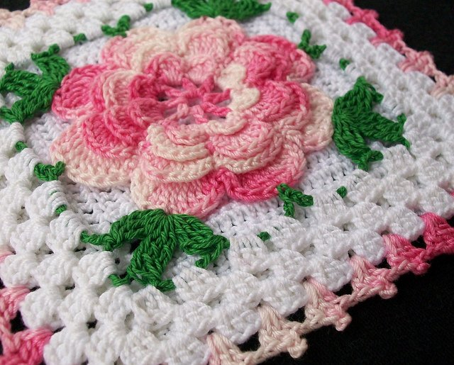 How to Crochet a Rose: 32 Free Patterns Guide Patterns