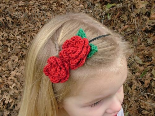 How to Crochet a Rose  32 Free Patterns  5e381786fba