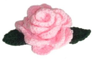 Large Crochet Rose Pattern Free : How to Crochet a Rose: 32 Free Patterns Guide Patterns