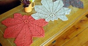 Crochet Table Runner Free Pattern
