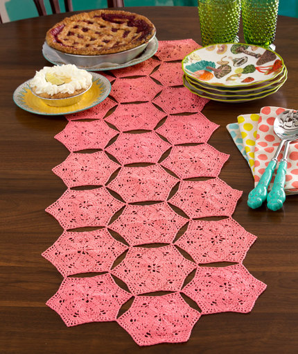 60 Free Crochet Table Runner Patterns Guide Patterns Delectable Crochet Table Runner Patterns