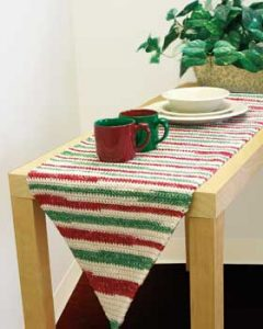Free Table Runner Crochet Pattern