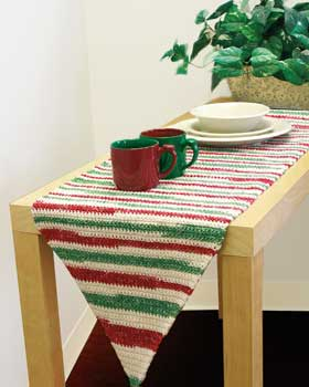 32 free crochet table runner patterns guide patterns for Fave crafts knitting patterns