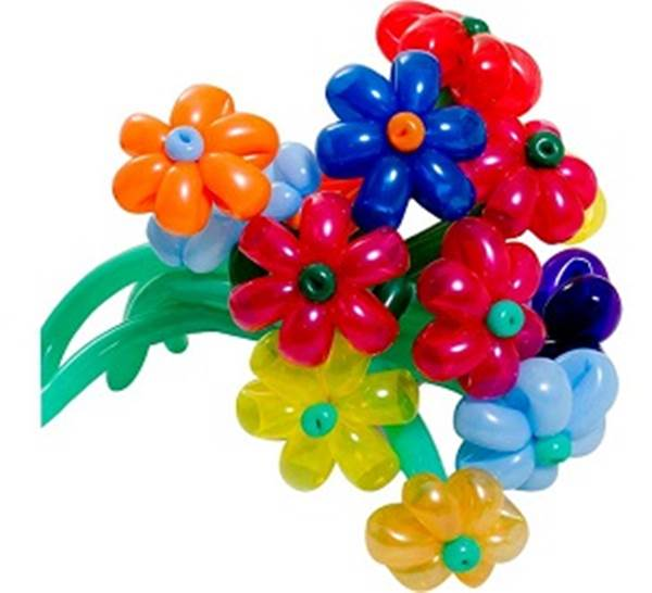 How to Make Balloon Flowers: 15 Marvelous Ways | Guide Patterns