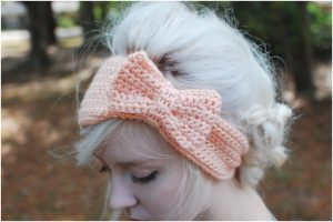 Knit Ear Warmer Headband