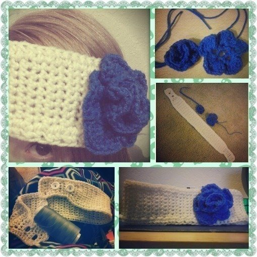 Knitted Headband With Button Pattern : How to Knit a Headband: 29 Free Patterns Guide Patterns