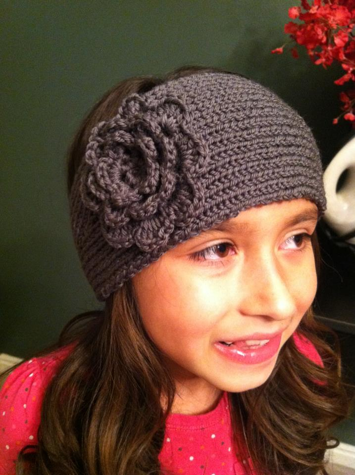 Knit Headband Pattern With Crochet Flower : How to Knit a Headband: 29 Free Patterns Guide Patterns