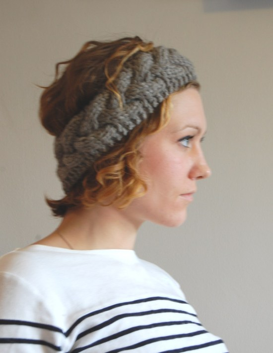 Knit Headband Pattern In The Round : How to Knit a Headband: 29 Free Patterns Guide Patterns