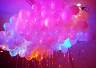 22 diy led light balloons guide patterns