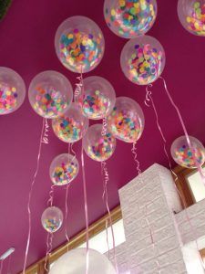 Picture of Balloons and Confetti