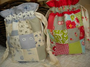 Quilted Grab Bags