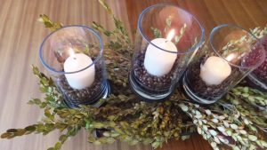 Vanilla Coffee Candle DIY