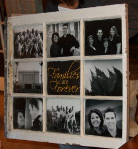 Window Pane Picture Frame 8x10