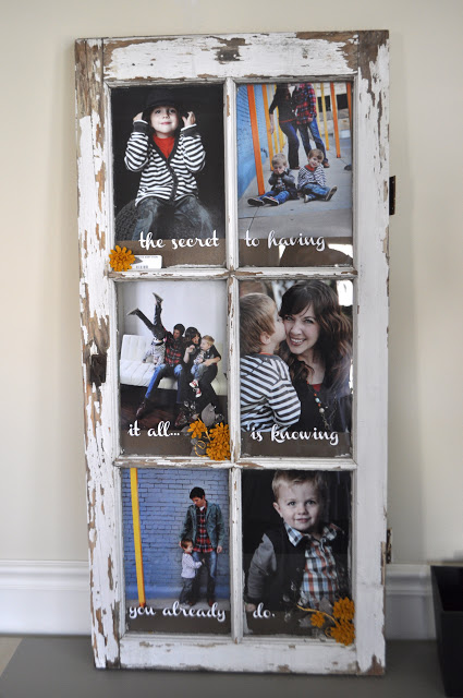 DIY Window Pane Picture Frame: 19 Ideas | Guide Patterns