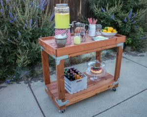 Bar Cart Idea
