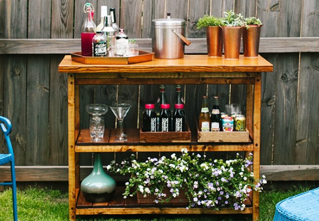 Bar Cart How To Make In 26 Diy Ways Guide Patterns