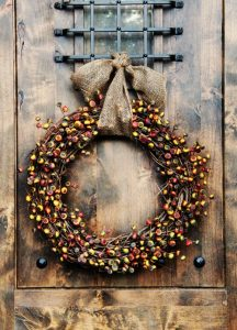 Country Berry Wreath
