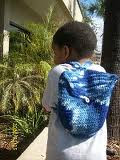 Crochet Backpack Pattern Free