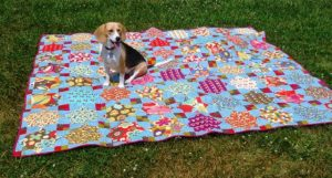 Easy Jelly Roll Quilt Tutorial