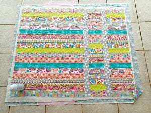 Free Quilt Pattern Using Jelly Rolls