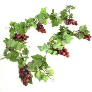Grape Leaf Garland