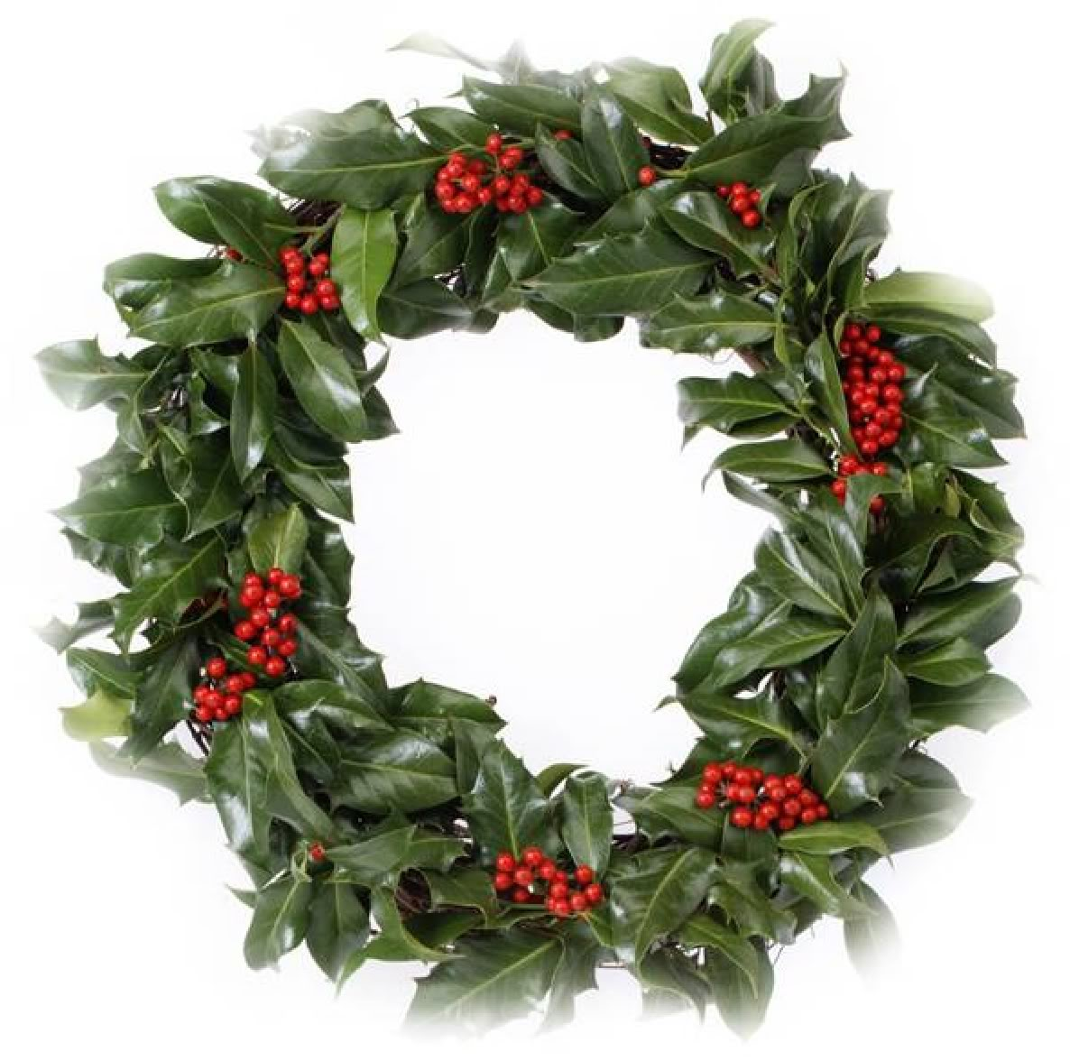 How To Make Holly And Berry Decorations