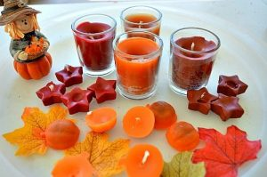 how to make candles with crayons