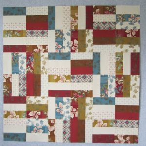 Jelly Roll 1600 Quilt Pattern