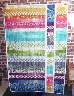 Quilting patterns strip