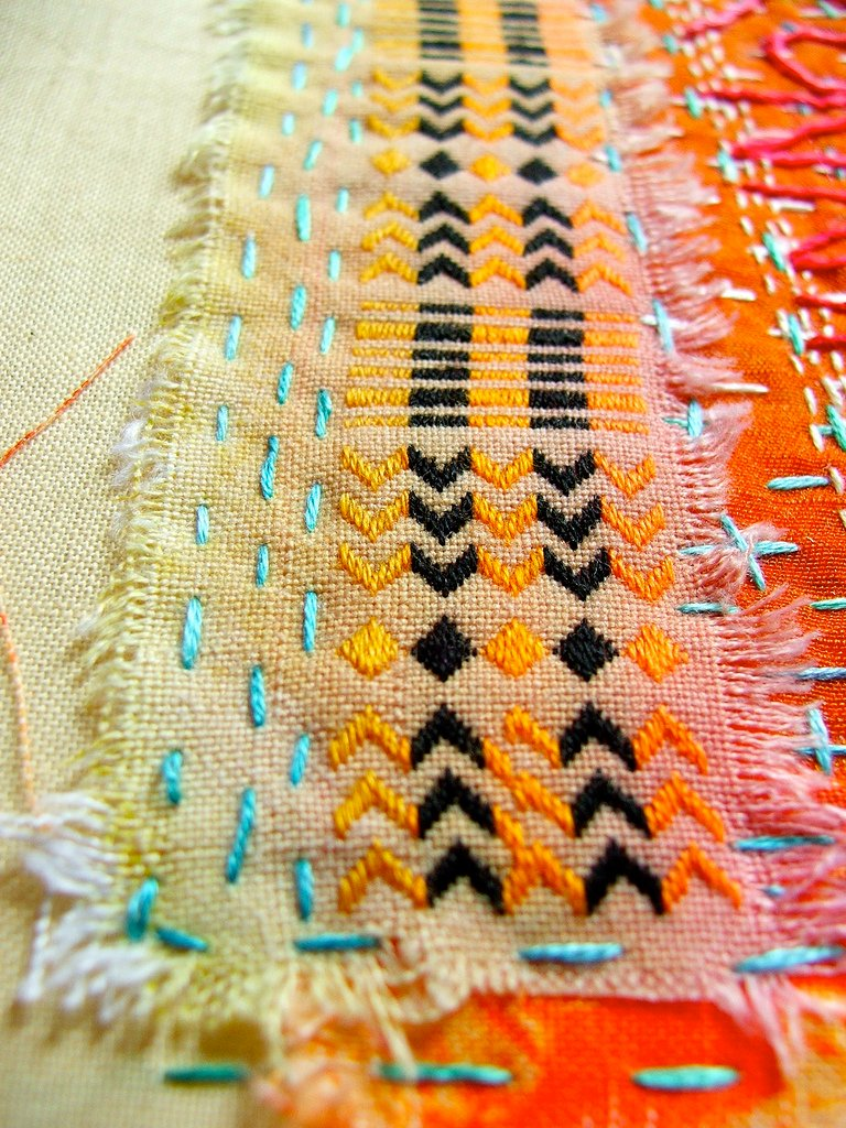 How to Make a Kantha Quilt: 9 Tutorials Guide Patterns
