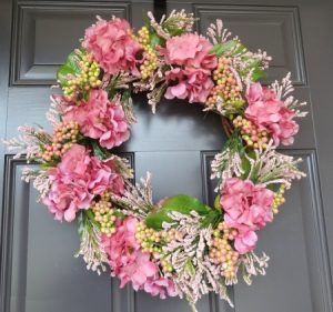 Spring Berry Wreath