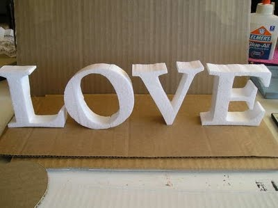 21 diy styrofoam letters guide patterns